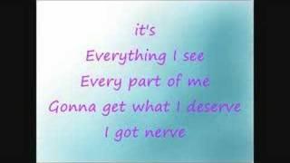 Watch Hannah Montana I Got Nerve video