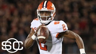 Will Kelly Bryant be better than Deshaun Watson? | SportsCenter | ESPN
