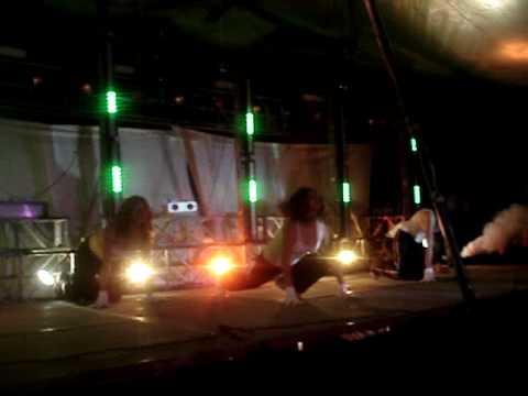 sonido bonsay show ballet   primera parte  en san tamaria zozoquipan 2010