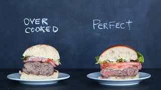 Tips on How to Make the Best Burger - Kitchen Conundrums with Thomas Joseph