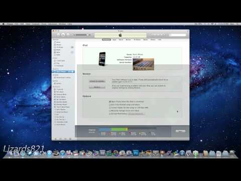 How to Downgrade from iOS 5.1.1 to iOS 4.1 WITHOUT SHSH Blobs Music Videos