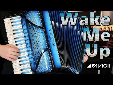 [Accordion]Avicii - Wake Me Up