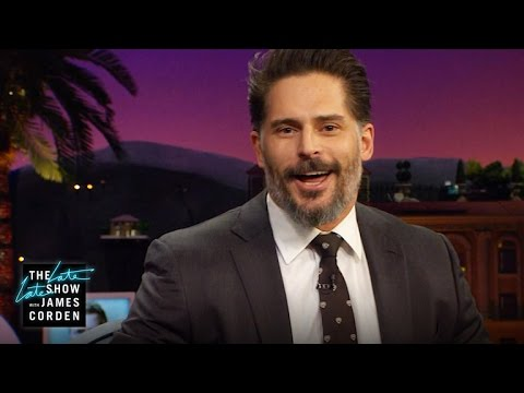 Hulk Hogan Butchered Joe Manganiello's Name