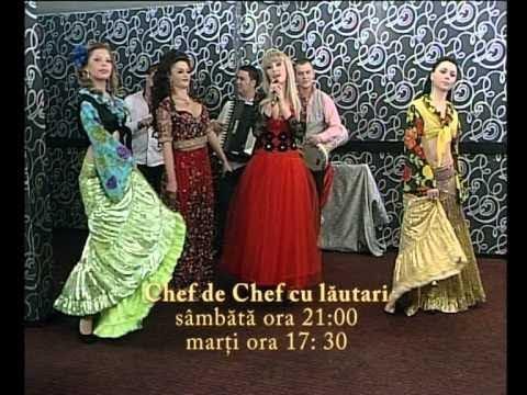 CHEF DE CHEF CU LAUTARI