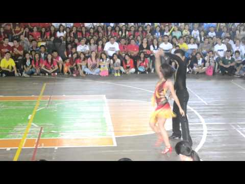 Palarong Wesleyan 2013 Dance Sport (Wesleyan University-Philippines)