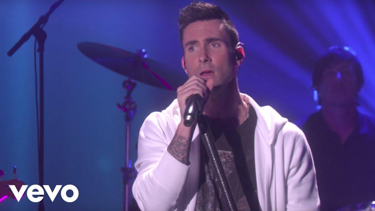 Maroon 5 - Cold (Live From The Ellen DeGeneres Show/2017)