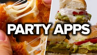 6 Vegetarian Party Appetizers