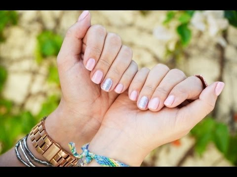 Mr. Kate DIY At Home Gel Manicure Tutorial