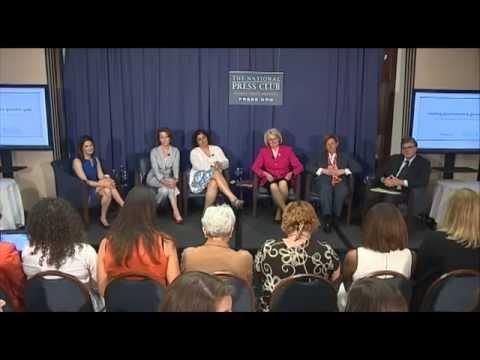 Closing Journalism's Gender Gap: A Forum on Women and Leadership