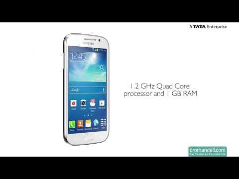 Samsung Galaxy Grand Neo GT-I9060 GSM Mobile Phone (Dual SIM) (White)