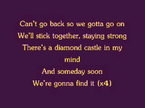 Barbie and The Diamond Castle - Were Gonna Find It wlyrics