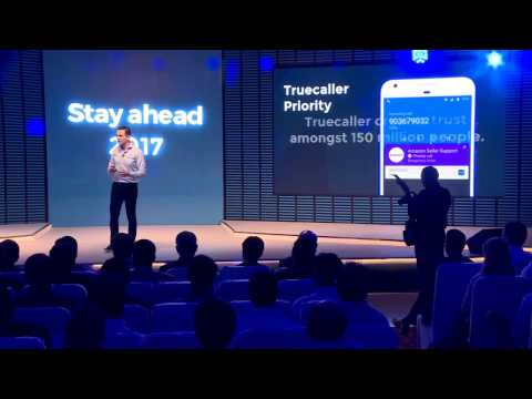 Truecaller Stay Ahead Event for Truecaller 8
