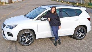 SEAT Ateca FR: animo sportivo e stabilità garantita | Test Drive
