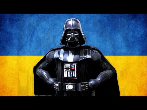 Darth Vader Running For President Of The Ukraine
