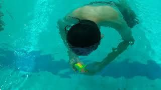 Rubik 3x3 Underwater!  | เล่นรูบิค 3x3 ใต้น้ำ