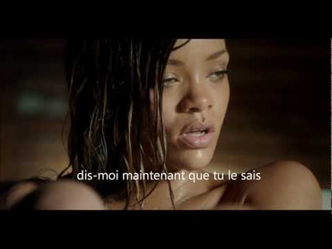 Rihanna Stay - Traduction Francais video