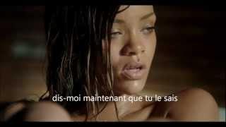 Download Lagu Rihanna Stay - Traduction francais Gratis STAFABAND