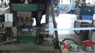 NO3 nylon Auto Punch Machine By cpczipper