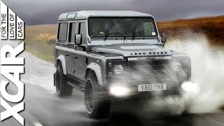 Twisted: Custom Defenders With Serious Power - XCAR