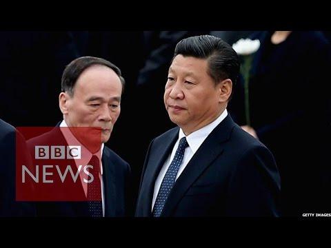 China 'will safeguard Hong Kong' says President Xi Jinping - BBC News