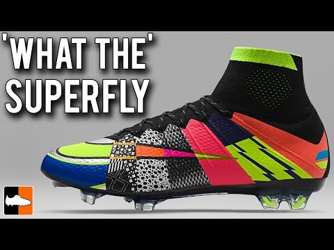 What The Mercurial Superfly Nike Special Edition Football Boots & Soccer Cleats
