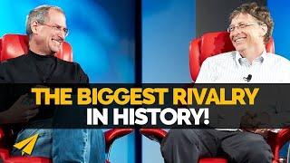 Steve Jobs vs. Bill Gates - #MentorMeSteve