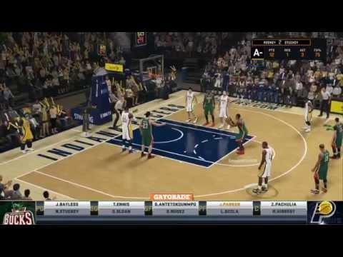 Season 4 - Indiana Pacers vs Milwaukee Bucks (5/27/15)