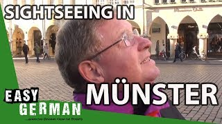 Sightseeing in Münster | Easy German 27