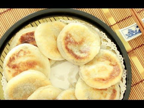 Fried Black Glutinous Rice Cake Recipe