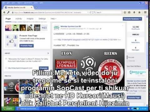 Ndeshje Sportive Live HD (SopCast)