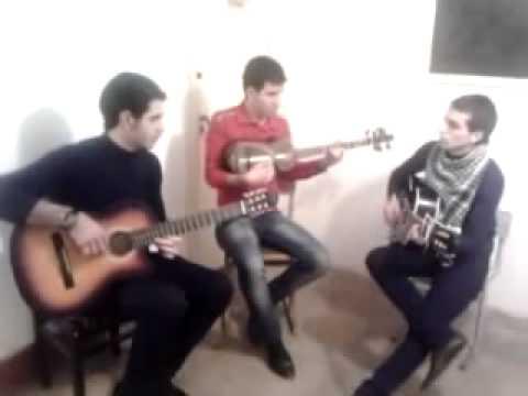 █▬█ █ ▀█▀ slow music 2014  - Asla vazgecemem Suleyman Qasimov Tar & Gitar& Tural,Resad