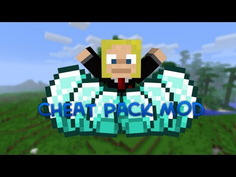 Minecraft - Mods à Sexta: Cheat Pack Mod (Português)