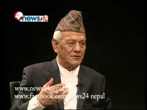 Real Face with Prem Baniya, Guest : Lokendra Bahadur Chand