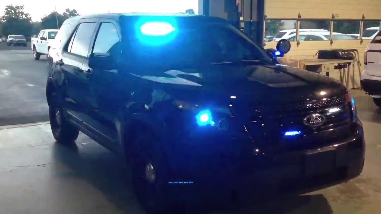 Ford Utility Police Interceptor Ford Utility Police