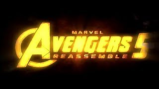 AVENGERS 5 RELEASE DATE REVEALED! AVENGERS MYSTERY CHARACTER RELEASED