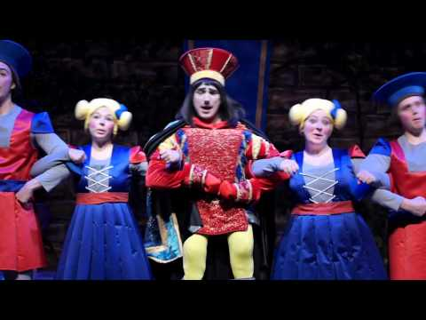 Neptune's Shrek: The Musical only until May 29