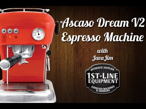 Usage Review: Ascaso Dream Up v2 at 1st-line Equipment