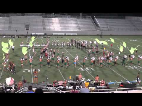 Lake Highlands HS, 7/23/2012 Video with Sony Cybershot HX9 Audio with Zoom H4N.