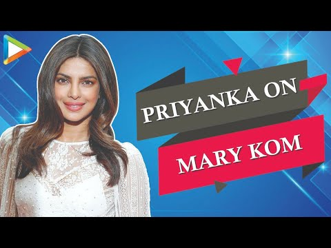 Mary Kom: Priyanka Chopra Exclusive Interview part l