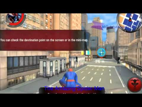 The Amazing Spider-Man juego para tu android