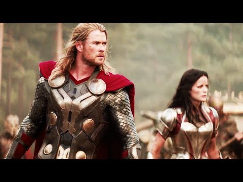 Thor 2 Trailer 2013 Official The Dark World Movie Trailer ...