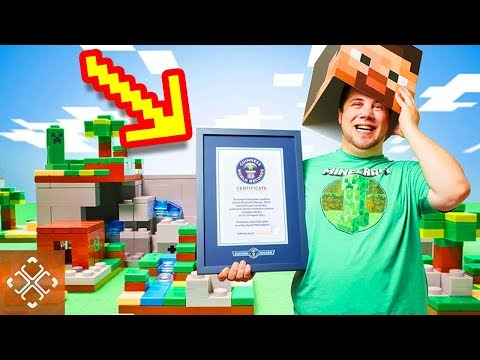 10 Minecraft World Records The Game Wants You To Break