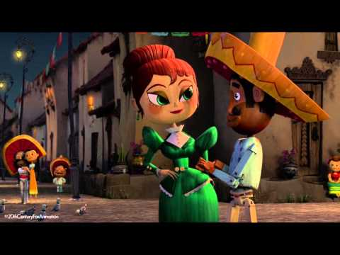 Gustavo Santaolalla - The Book Of Life - I Love You Too Much