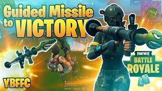 Guided Missile to VICTORY!  #55 Fortnite on Your Best Friends Fortnite Channel