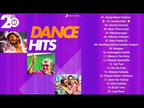 Top Dance Hits 2016 | Tamil | Jukebox