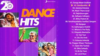 The Big 20 - Latest Tamil Dance Hits 2016