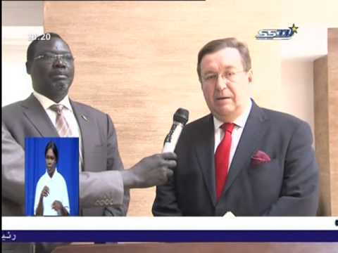 South Sudan President Salva Kiir Mayardit withdraws delegated executive powers from VP Machar