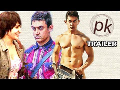 PK Official Trailer ft Aamir Khan & Anushka Sharma RELEASES |...