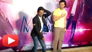 download lagu Nawazuddin Siddiqui And Tiger Shroff Dance Face Off Live gratis