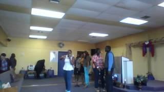 Watch Hezekiah Walker Spirit video